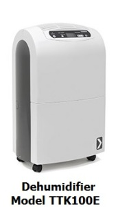 home-dehumidifier-TTK100E