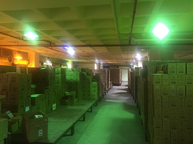 thermal-mapping-of-FMCG-warehouse